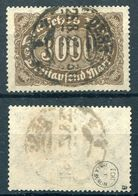 D. Reich Michel-Nr. 254a Vollstempel - Geprüft - Deutschland