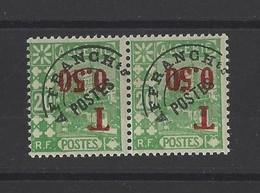 ALGERIE . YT  Timbres Taxe  N°28a  Neuf **  1944 - Algérie (1924-1962)