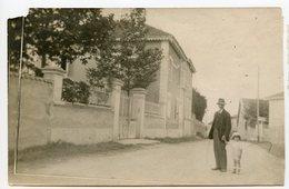 JONAGE 69  Id LOUIS BEROUD Homme Enfant 1919  Rue Villa à Situer 69330 - Orte