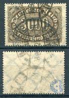 D. Reich Michel-Nr. 254c Gestempelt - Geprüft - Deutschland