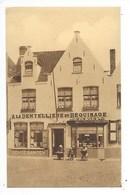 H.SLABINCK-MULIER Dentelles Véritables à BRUGES (Belgique) -  L 1 - Brugge