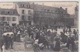 QUIMPER : Marché Aux Pommes De Terre Place St Mathieu - Quimper