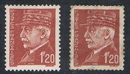 FRANCE : N° 515 ** Et Oblitéré (Type Pétain) - PRIX FIXE - - 1941-42 Pétain