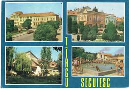 CPM ROUMANIE COVASNA TAGRU-SECUIESC - Multivues - 1998 - Roumanie