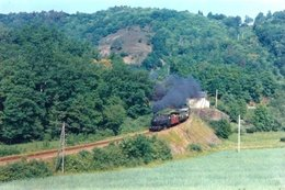 Photo POC Train Spécial FACS Près De Pandrignes - Ed BVA - France