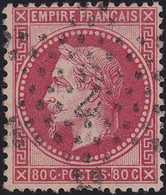 N°32 étoile 2, Belle Frappe Bien Centrée Comme Le Timbre, TB - 1863-1870 Napoléon III Lauré