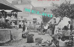 Portugal -Cabo Verde (Ex. Colónia Portuguesa) -Mercado De S. Vicente. - Markets