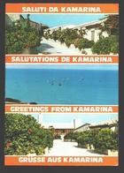 Ragusa - Kamarina - Saluti Di Kamarina - Villaggio Turistico Club Medtiterranée - Multiview - Ragusa