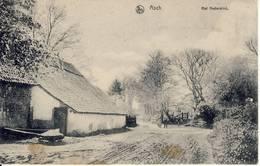 Asch As Het Nedereind Duitse Feldpost 1917 - As