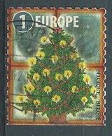 België Kerstzegel 2017 Europa - Gestempeld / Oblitéré - België