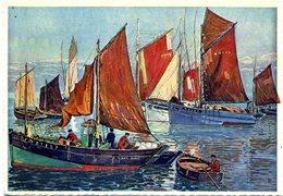 C.V - Bateaux De Pêche. - Illustratoren & Fotografen
