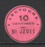 Lectoure Bon De 10c 1916     R - Bons & Nécessité