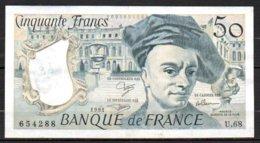 France Billet De 50 Francs 1991 U68 - 1962-1997 ''Francs''