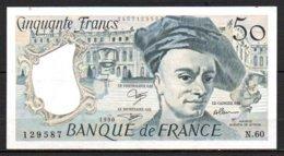 616-France Billet De 50 Francs 1990 N60 - 1962-1997 ''Francs''