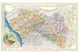 A M 276 /  C P A -  LES COLONIES FRANCAISES   GUINEE - French Guinea