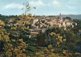 BALAZUC - Panorama Sur Le Village - France