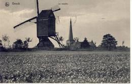 Genck Genk Le Moulin Molen 1910 - Genk
