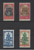 SOUDAN. YT  N° 125/128  Neuf **  1941 - Soudan (1894-1902)
