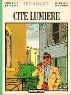 Ray Banana : Cité Lumière De Ted Benoît EO - Livres, BD, Revues