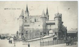 Antwerpen - Anvers - Le Steen - 38 - 1910 - Antwerpen