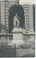 Antwerpen - Anvers - 159 - Statue Henri Conscience - 1909 - Antwerpen