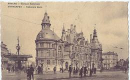 Antwerpen - Anvers - Banque Nationale - Nationale Bank - La Carte D'Art Série VI; No 28 - 1924 - Antwerpen