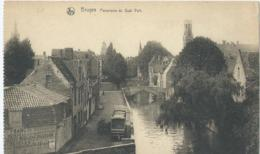 Brugge - Bruges - Panorama Du Quai Vert - Brugge