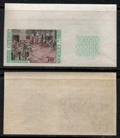 CHOCOLAT - CACAO - COCOA / 1969 CAMEROUN NON DENTELE DU # 470 COIN DE FEUILLE **   (ref T1978) - Alimentación