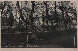 Bad Niederbronn - Partie Am Casino - 1943 - Elsass