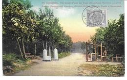 MORESNET (4850) Die Grenzsteine - Vier - Länder - Punkt Bei - Vaals - Aachen - Altenberg - Blieberg
