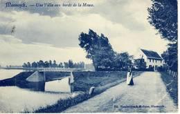 Maeseyck Maaseik Une Villa Aux Bords De La Meuse 1907 - Maaseik