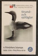 Suède Carnet Oblitéré 2003 - Suède