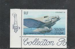 FRANCE 2000 COUZINET 70 -  YT  PA 64A - PA64A - NEUF**           - - 1960-.... Neufs