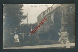 Aubel. 100eme Anniversaire Du Rosaire. 1824 - 1924. Photo Carte Animée. - Aubel