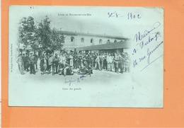 CPA - Lycée De ROCHEFORT SUR MER - Cours Des Grands - Rochefort