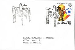 31230. Carta Exposicion FROMISTA (Palencia) 1993. Año Jacobeo, Camino Santiago - 1931-Aujourd'hui: II. République - ....Juan Carlos I