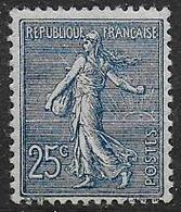 France - Semeuse N° 132 *   - Cote : 80 € - 1903-60 Semeuse Lignée