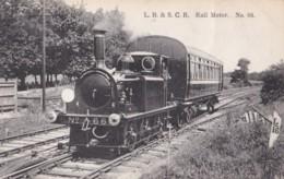 AN78 Trains - LBSCR Rail Motor No. 66 - Treinen