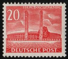 ~~~  Allemagne Berlin 1953 - Architecture - Mi. 113 * Neuf MH Cote 75 Euro ~~~ - [5] Berlino