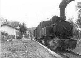 POC Train Gare Halte De St Sylvain 655.10 - Ed BVA - France