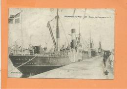 CPA - ROCHEFORT SUR MER - Bassin Du Commerce N 3 - Bateau  HELCA KJOBENHAVN - Rochefort