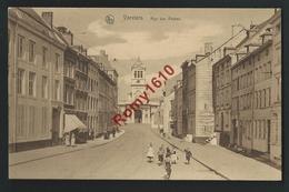 Verviers Rue Des Raines. Animée. - Verviers