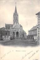 60 - MAIGNELAY : L'Eglise - CPA - Oise - Maignelay Montigny