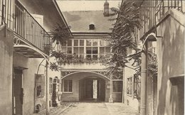 Schubert-Haus. Wien IX. Nußdorferstraße 54. Franz Schuberts Geburtshaus.   S-4616 - Singers & Musicians