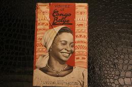 PUBLICITÉ - L'Office Du Tourisme Colonial De Bruxelles - Visitez Le Congo Belge, Les Lacs, Les Montagnes, La Chasses - - Publicités