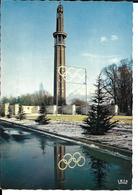 JEUX OLYMPIQUES HIVER - OLYMPICS WINTER GAMES GRENOBLE 1968 - VILLE OLYMPIQUE TOUR DE L'EXPOSITION - Jeux Olympiques