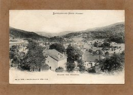 CPA - LAVELINE-du-HOUX (88) - Aspect Du Village Et De La Colline Vers Rehaupal En 1912 - Ad. Weick - France