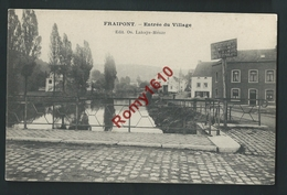 Fraipont.  >Liège > Trooz. Entrée Du Village. - Trooz