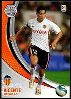 FOOTBALL - PANINI - MEGA CRACKS 2007/2008 - VALENCIA - VICENTE RODRIGUEZ GUILLEN - CARD - Calcio