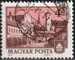 Hungary 1980 - Szentendre ( Mi 3441A - YT 2728 ) - Hungary